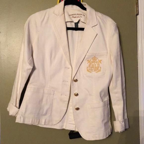Lauren Jeans Co Ralph Lauren XS Jean jacket